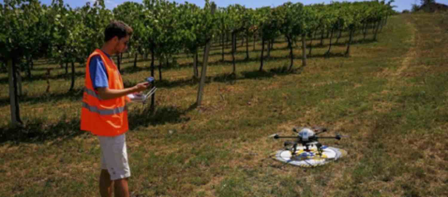 drone training picture